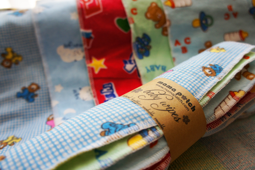 Baby Wipes (5-In-A-Roll)-