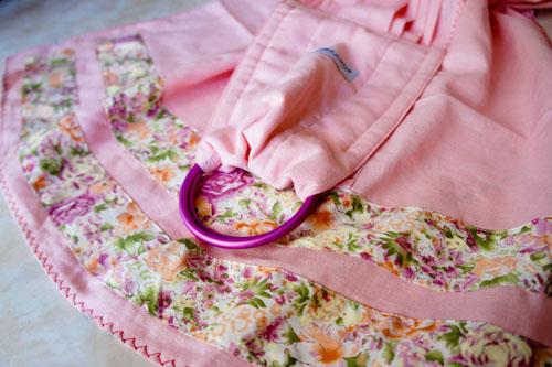 Pink Camellia (Soft Linen Blend)-