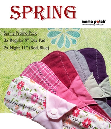 Spring Promo Pack-